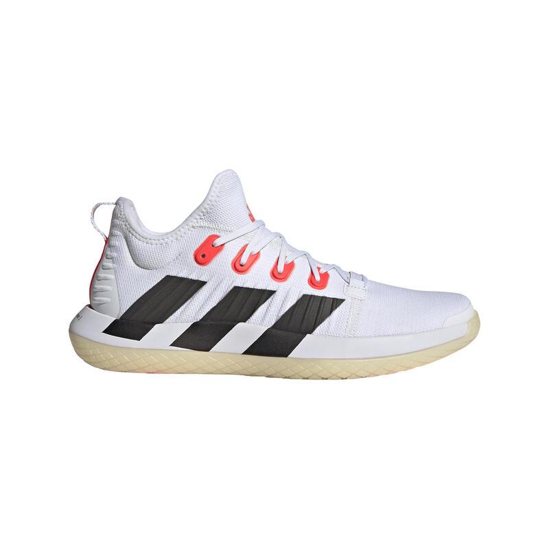 Chaussures de handball homme NEXT GEN ADIDAS blanc / noir / orange ECO