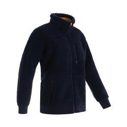 Women's Warm Fleece Hiking Jacket - SH500 ULTRA-WARM