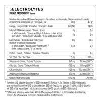 Electrolyte Drink Tablets 10x4.2g Mango