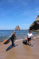 WOMEN'S CANOE KAYAK AND STAND-UP PADDLE 2MM NEOPRENE SHORTS