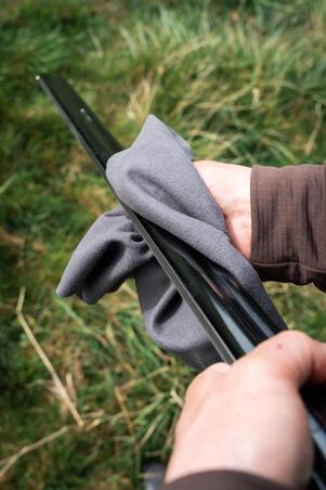 Serviette en micor fibre pour entretien arme