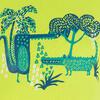 Thermisch en uv-werend shirt met lange mouwen voor peuters blauw gestreept - 209093