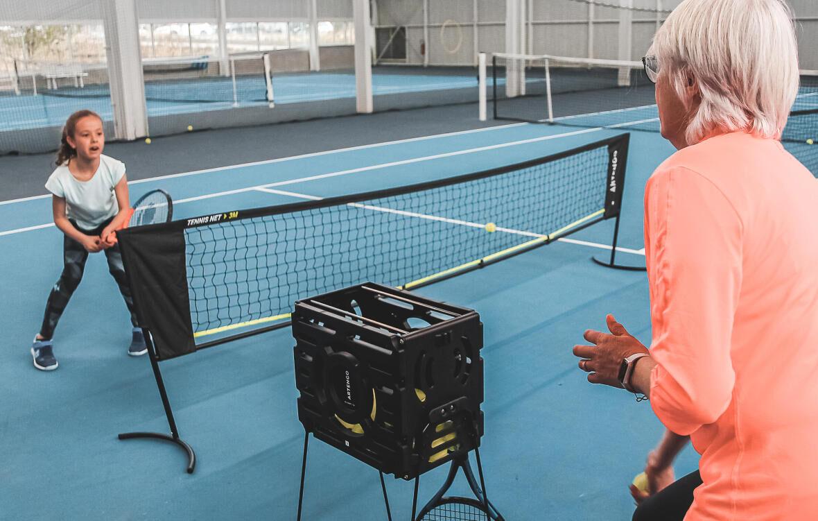 Tennis : endurance, concentration, patience, tous ses bienfaits