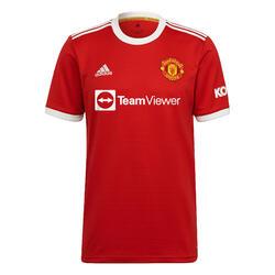 Voetbalshirt voor volwassenen Manchester United Home 21/22