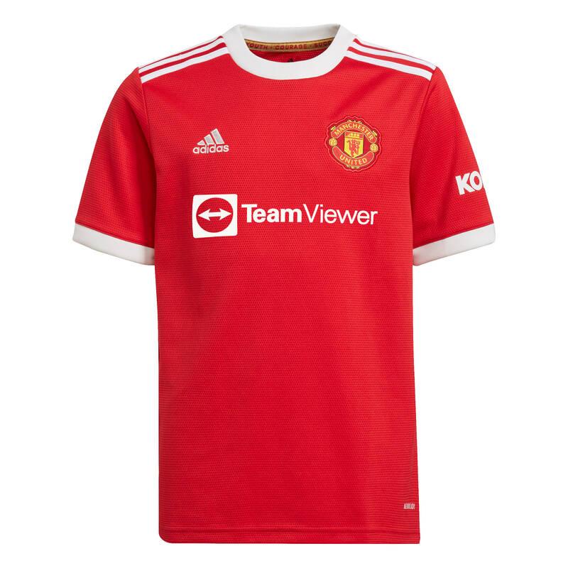 MANCHESTER UNITED Fotbal - DRES MANCHESTER UNITED  ADIDAS - Fotbalové oblečení