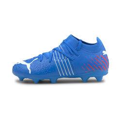Scarpe calcio bambino FUTURE 3.2 FG/AG blu