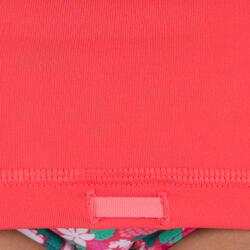 Uv-werende rashguard 500 met korte mouwen voor kinderen, voor surfen - 209165