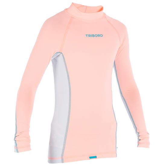 Uv-werende rashguard 500 met lange mouwen voor kinderen - 209184