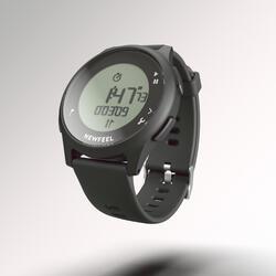 跑步運動腕錶ATW100 - 黑色