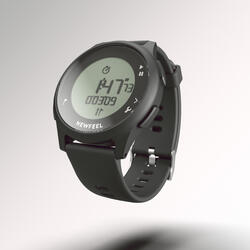 Relógio Cronómetro de corrida ATW100 PRETO