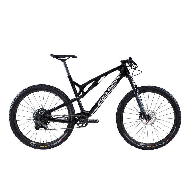 HORSKÁ KOLA CROSS COUNTRY Cyklistika - HORSKÉ KOLO XC920 S ROCKRIDER - Jízdní kola