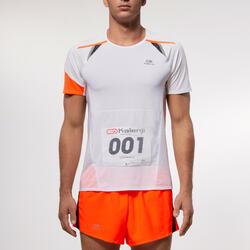 Loopshirt voor heren met rugnummer Kiprun