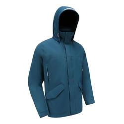 男款航海保暖外套 300 - 綠