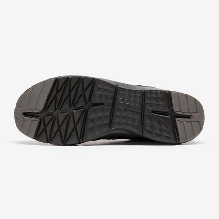 HW 100 Men's Active Walking Shoes - black