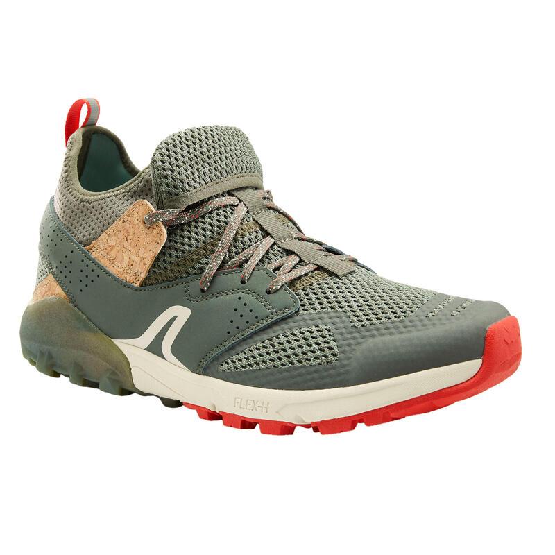 รองเท้าใส่เดินแบบนอร์ดิกระบายอากาศได้ดีรุ่น NW 500 (สีกากี)