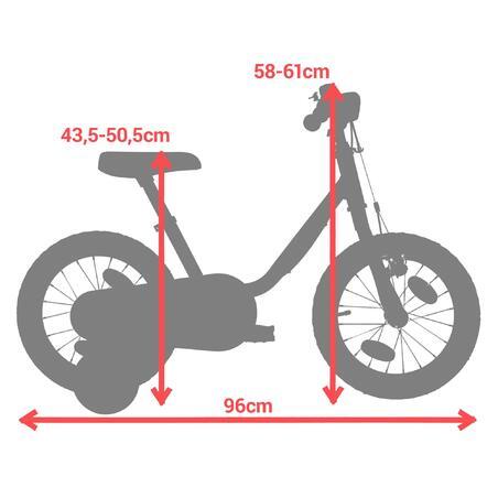 """100 14"""" Bike - Kids"""