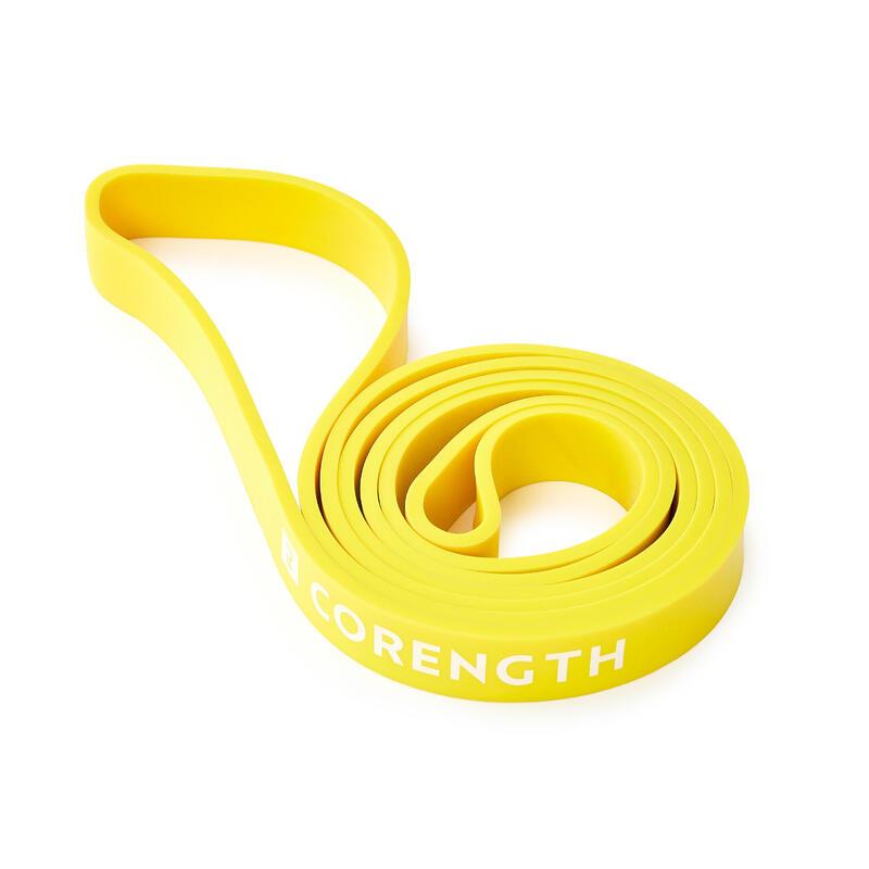 Elastīga fitnesa lente krosfita treniņiem, 25kg
