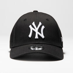 BONÉ DE BASEBOL CRIANÇA MLB 9FORTY NEW YORK YANKEES PRETO/BRANCO
