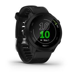 SMARTWATCH GPS GARMIN FORERUNNER 55 PRETO