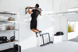 Réussir à faire des tractions | Musculation