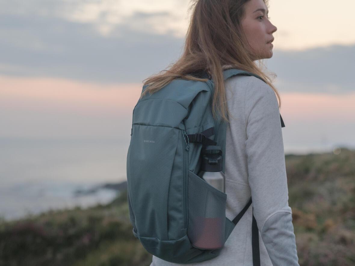Hiking backpack quechua