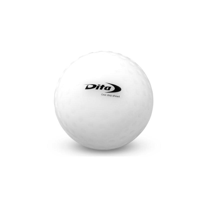 Dimpled Field Hockey Ball Practice - White
