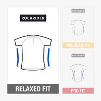 All-mountain cycling jersey