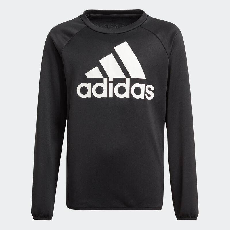 Sweat Adidas JR noir