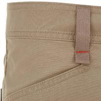 NH500 Men's Nature Walking Three-Quarter Pants - Beige