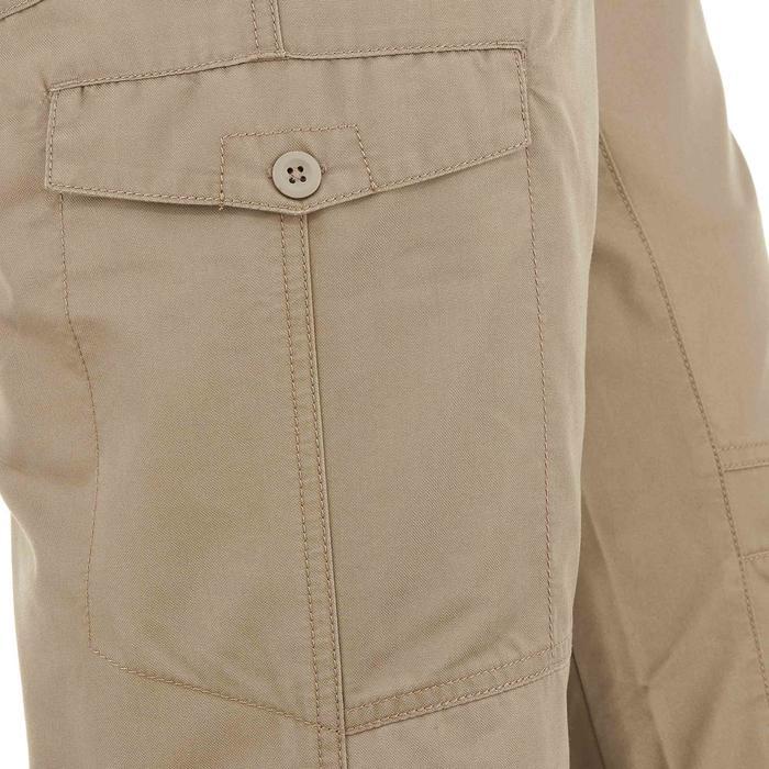 Kuitbroek voor wandeltochten heren NH500 beige