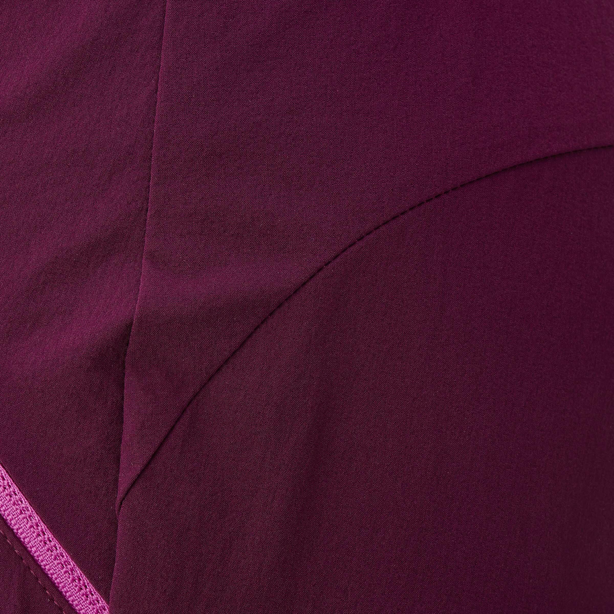Corsaire Randonnée Femme Forclaz 500 Violet