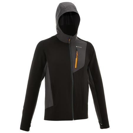 Чоловіча куртка TREK 900 для гірського трекінгу - Чорна