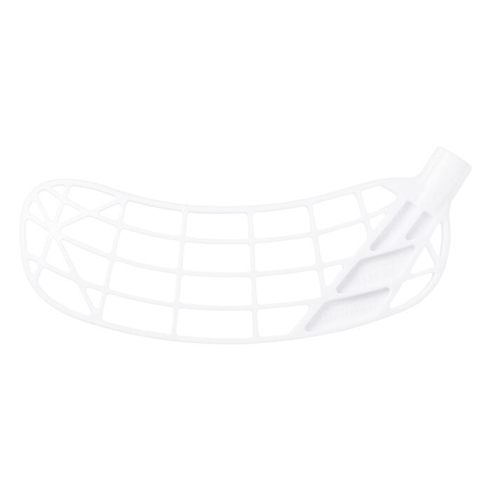Palette de floorball gauche blanche