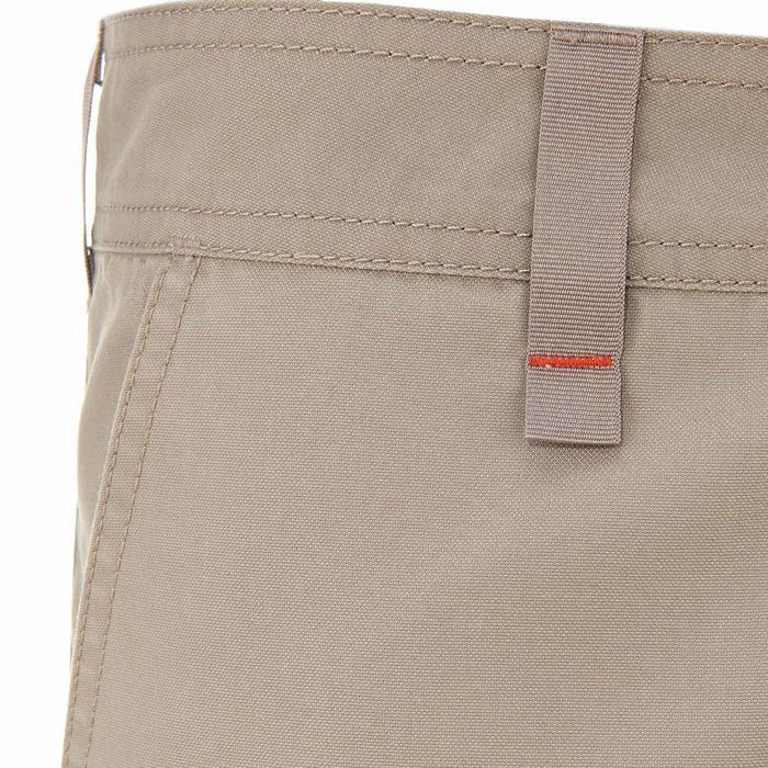 Pantalon randonnée nature homme NH500 gris foncé - 210138
