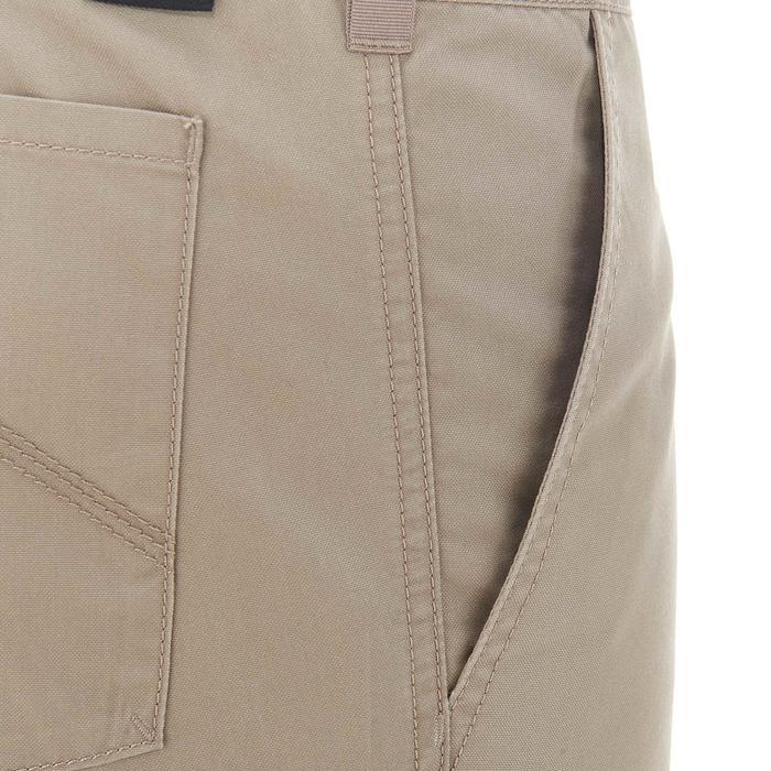 Pantalon randonnée nature homme NH500 gris foncé - 210140