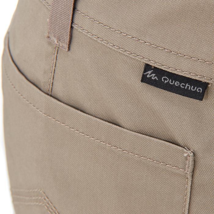 Pantalon randonnée nature homme NH500 gris foncé - 210141