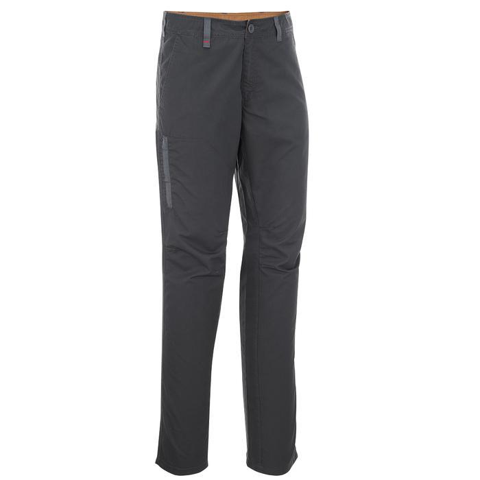 Pantalon randonnée nature homme NH500 gris foncé - 210142