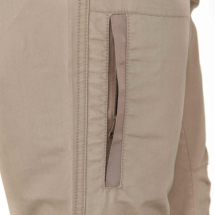 Pantalon randonnée nature homme NH500 gris foncé - 210143