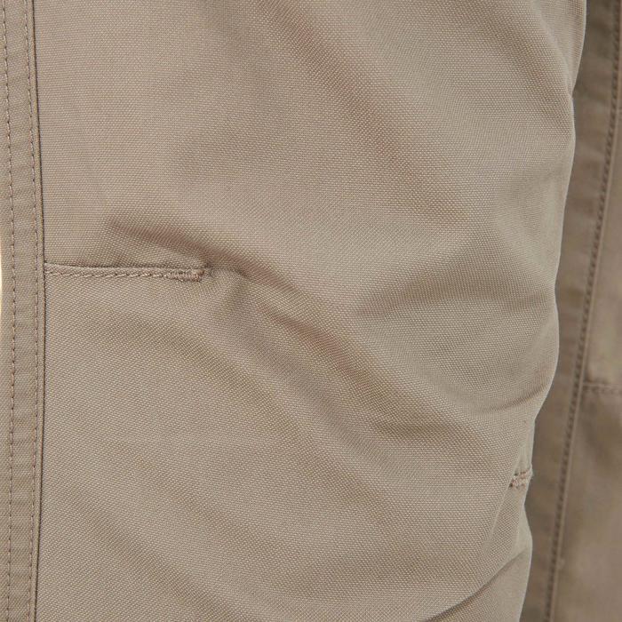Pantalon randonnée nature homme NH500 gris foncé - 210144