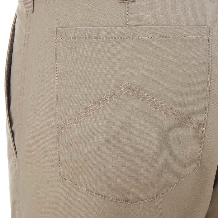 Pantalon randonnée nature homme NH500 gris foncé - 210145