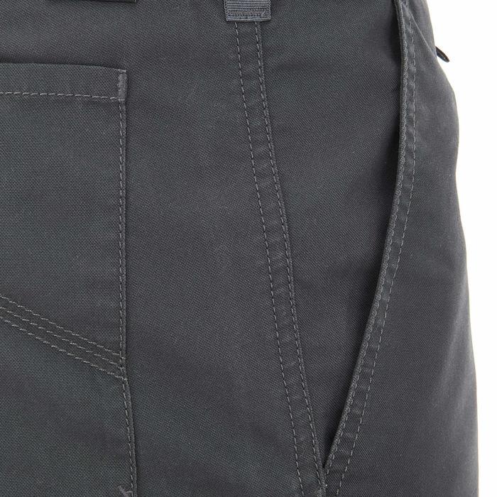Pantalon randonnée nature homme NH500 gris foncé - 210149