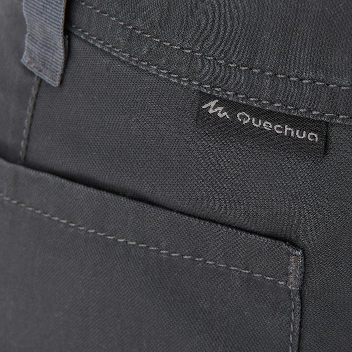 Pantalon randonnée nature homme NH500 gris foncé - 210150