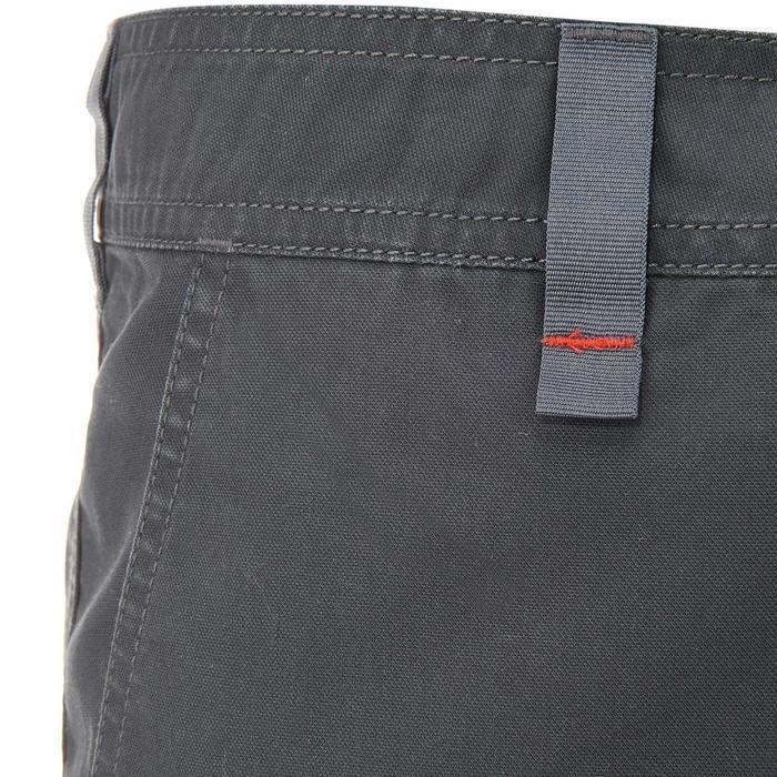 Pantalon randonnée nature homme NH500 gris foncé - 210151