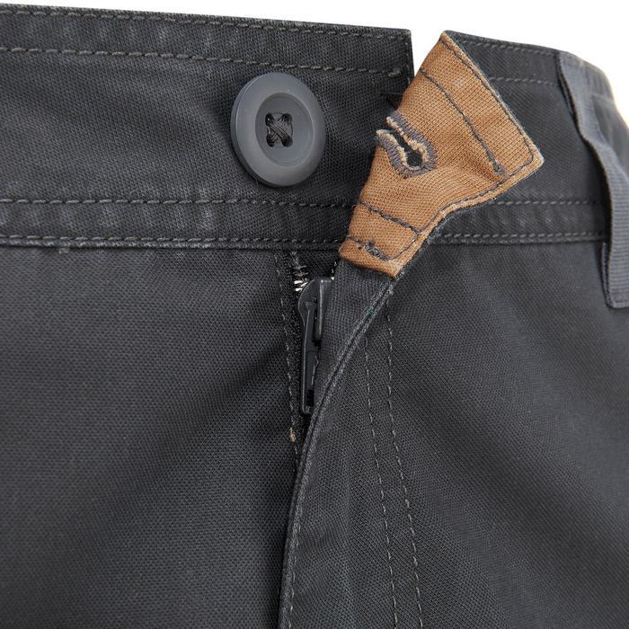 Pantalon randonnée nature homme NH500 gris foncé - 210153