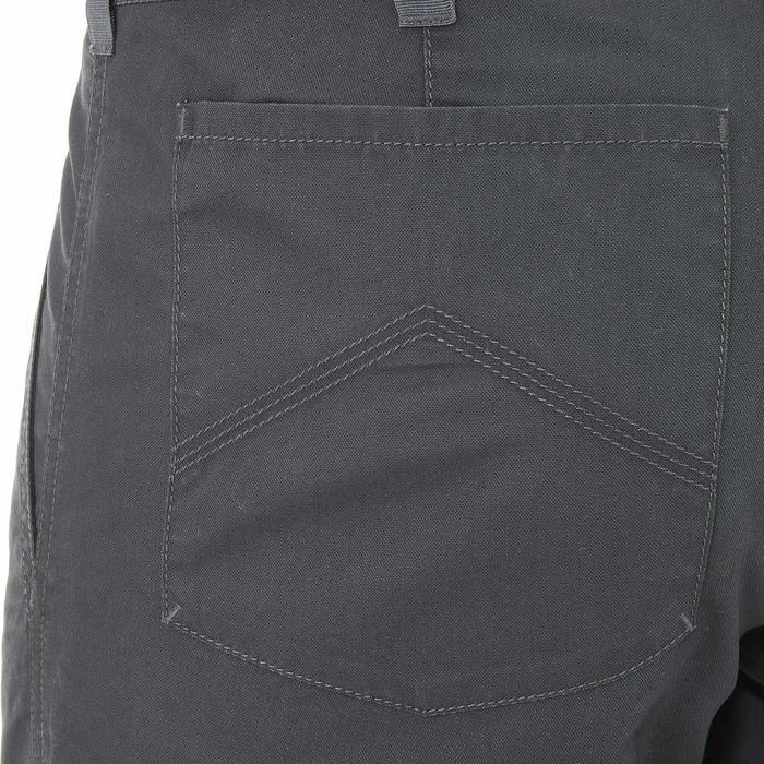 Pantalon randonnée nature homme NH500 gris foncé - 210155
