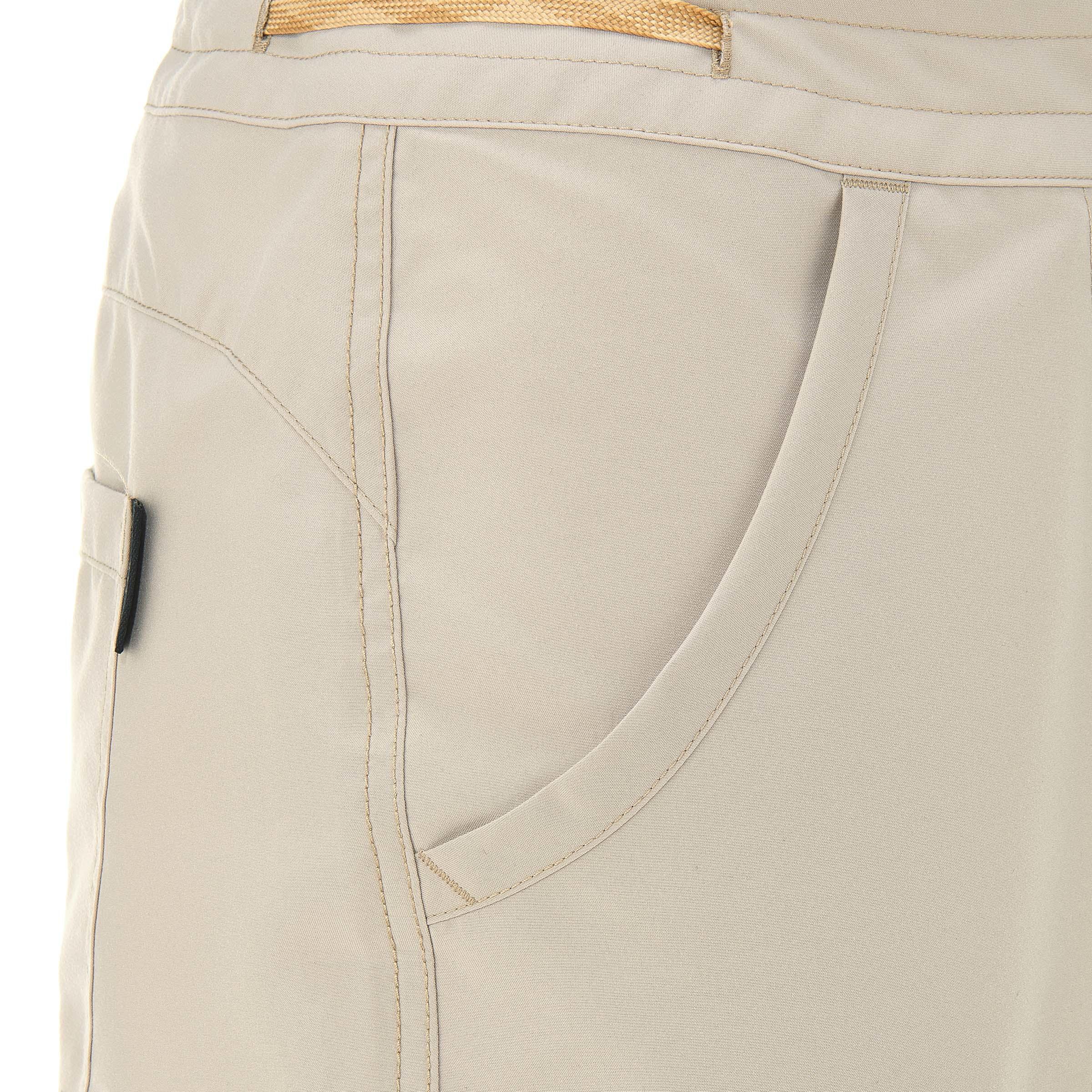 Women's Hiking Trousers NH100 - Beige