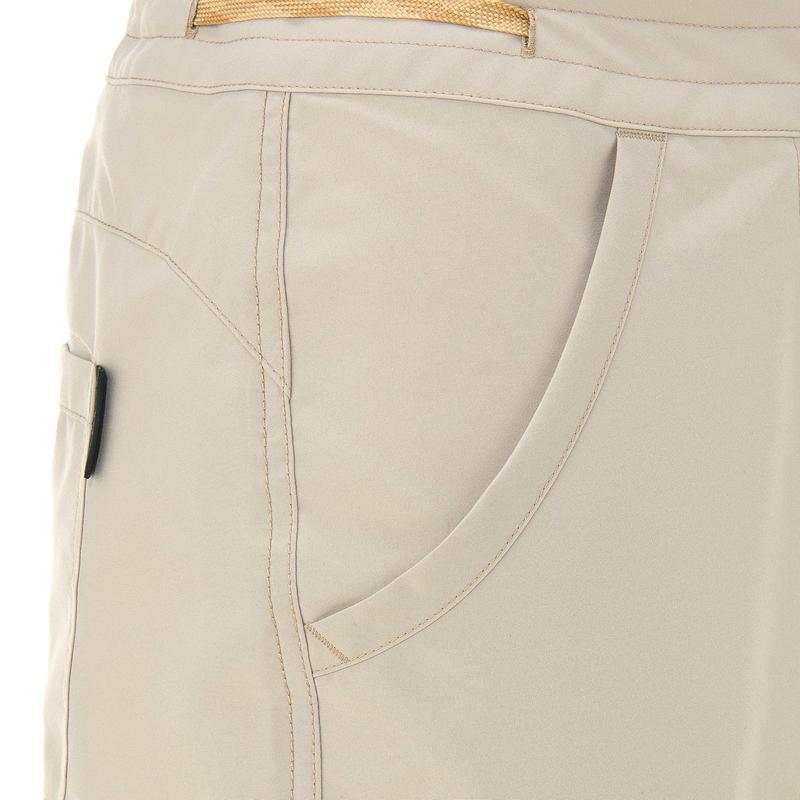 NH100 Women's Country Walking Trousers - Beige