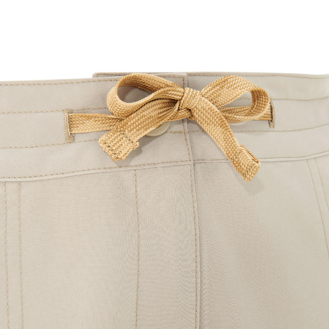 Women's Hiking Pant NH100 - Beige
