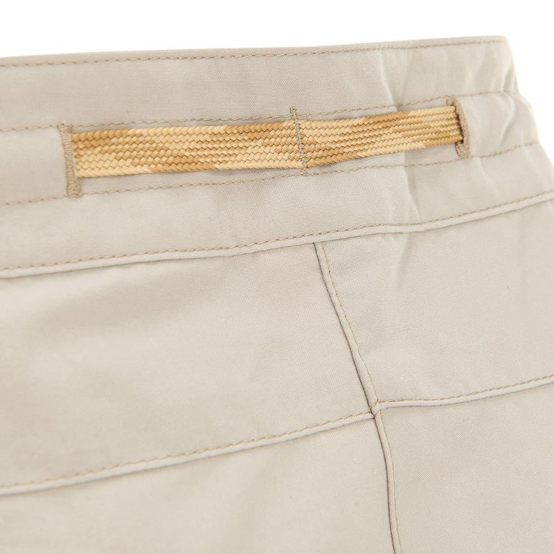 Arpenaz 50 Women's Nature Hiking Trousers - Beige