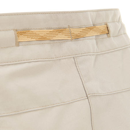 NH100 Women's Country Walking Trousers - Beige